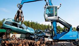 Recykling pojazdów